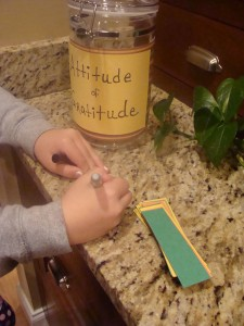 attitude of graditude