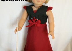 DIY Doll Witch Costume Tutorial
