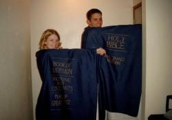 Couples Scripture Halloween Costumes