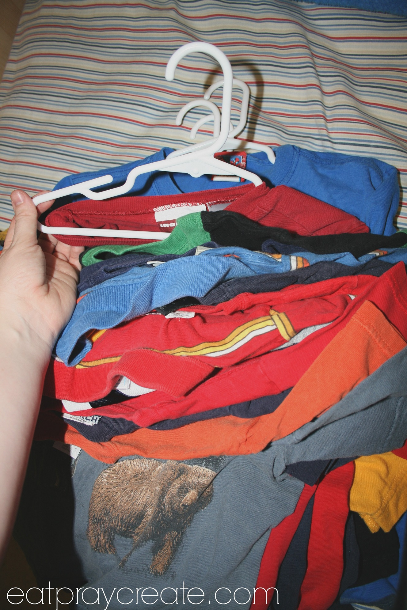 hanging shirts3