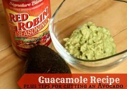 Guacamole Recipe 2