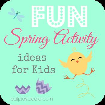 SpringActivityIdeas