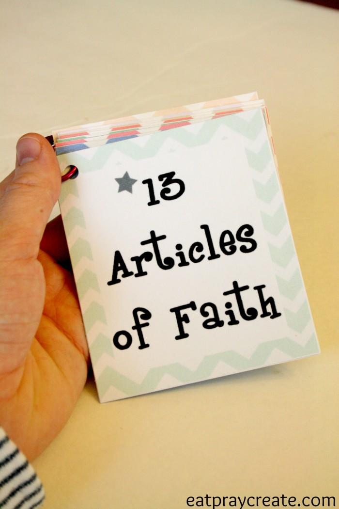 Articles of Faith 10