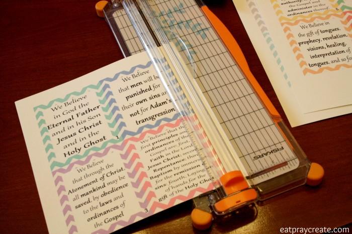 Articles of Faith 2