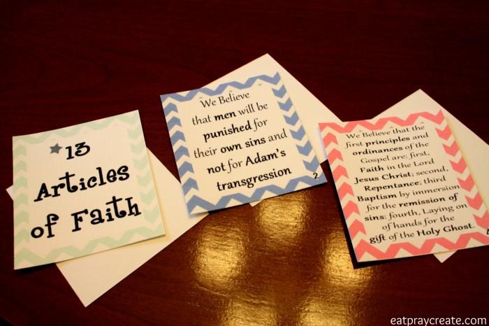Articles of Faith 3