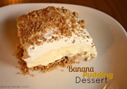 Banana Pudding Dessert