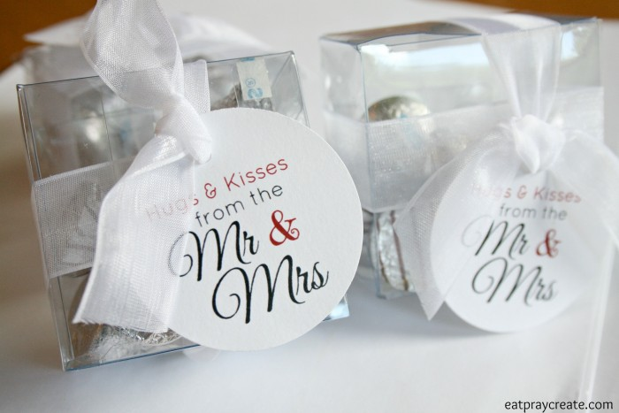 Wedding Favors Diy Wedding Series Eat Pray Create
