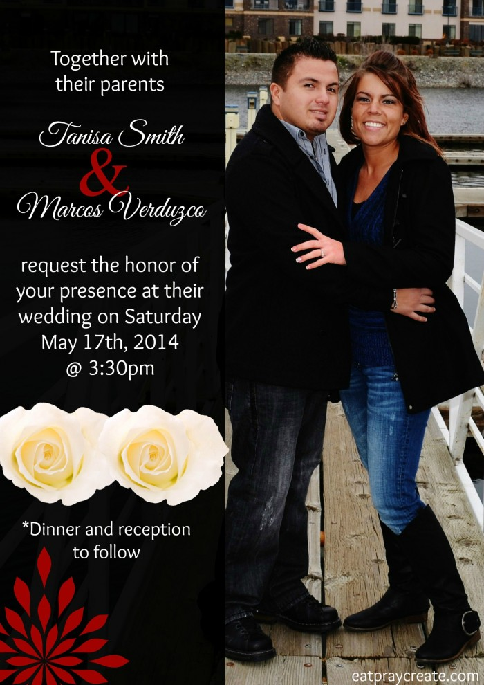 Wedding Invite 4