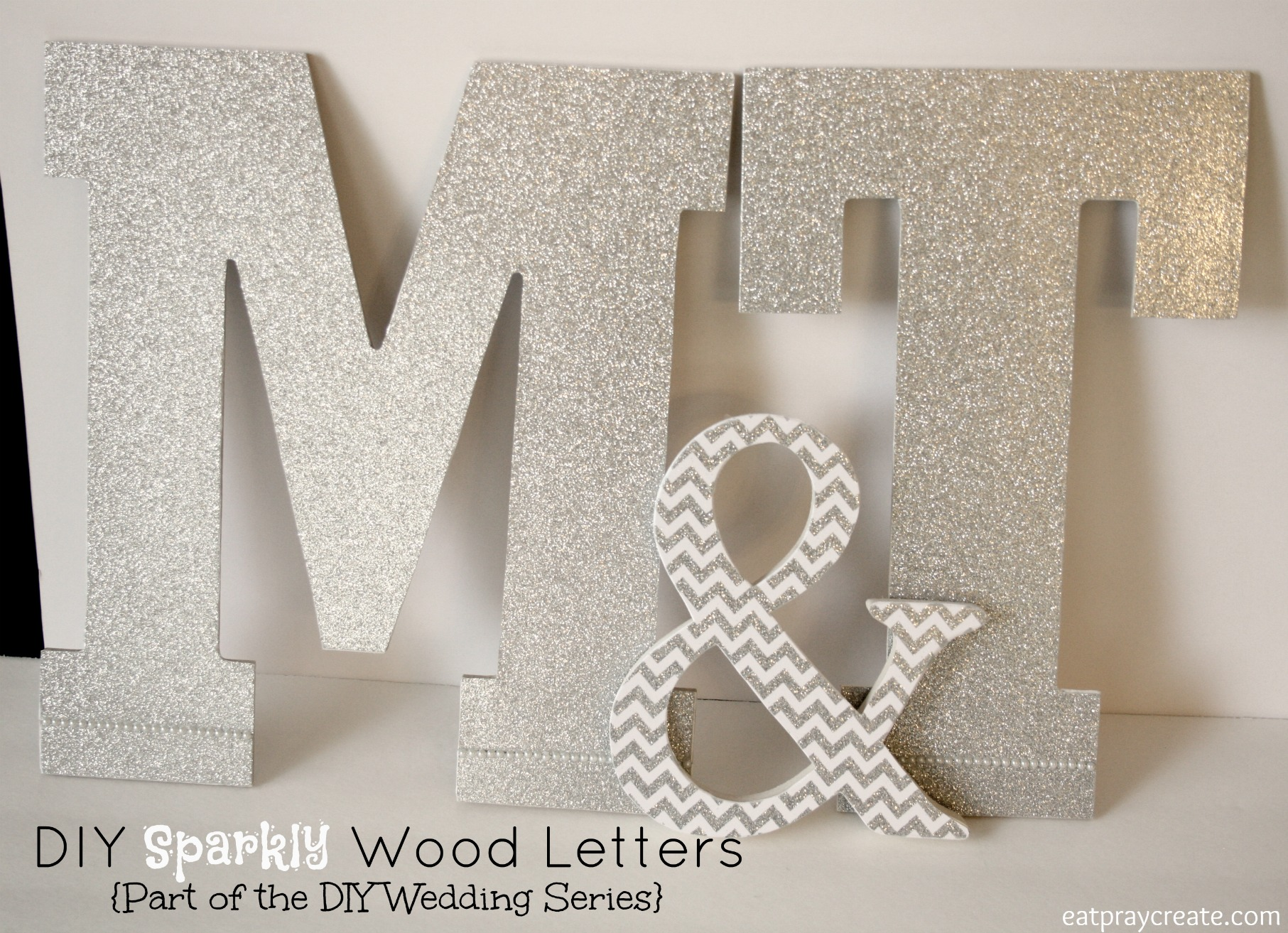 Desktop diy wedding letters of pc high quality wood letters series eat pray create