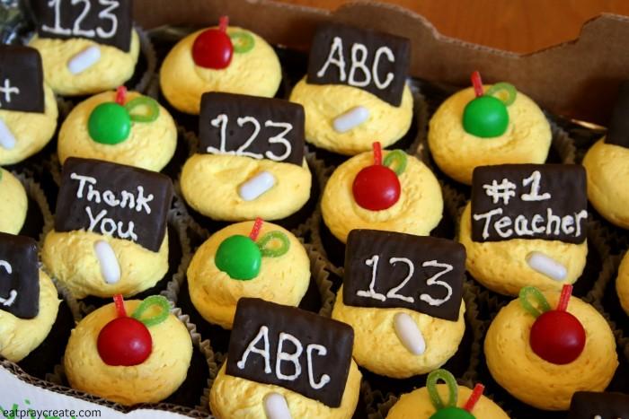 Teacher Cupcakes 11a