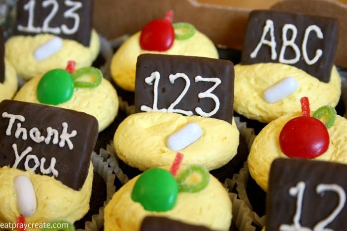 Teacher Cupcakes 13a