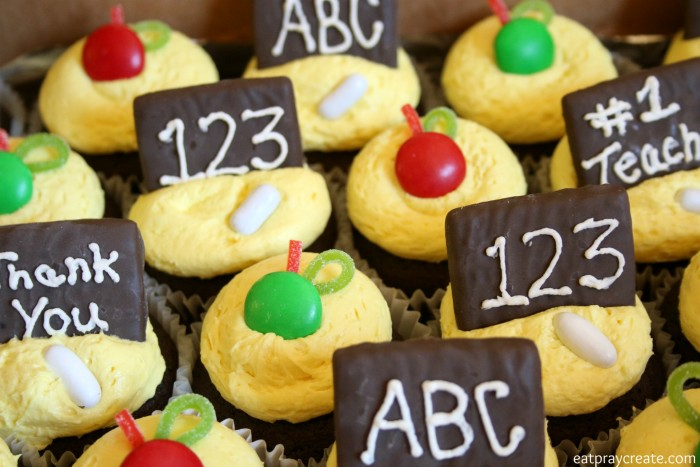 Teacher Cupcakes 14a