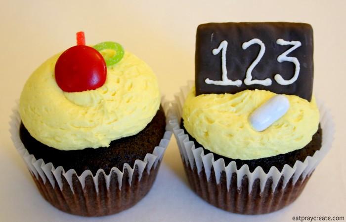 Teacher Cupcakes 9a