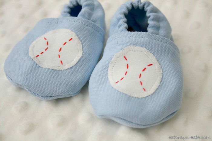 Baseball Baby Boy Shoes