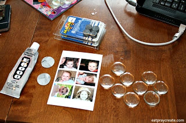 Photo Magnets Supplies