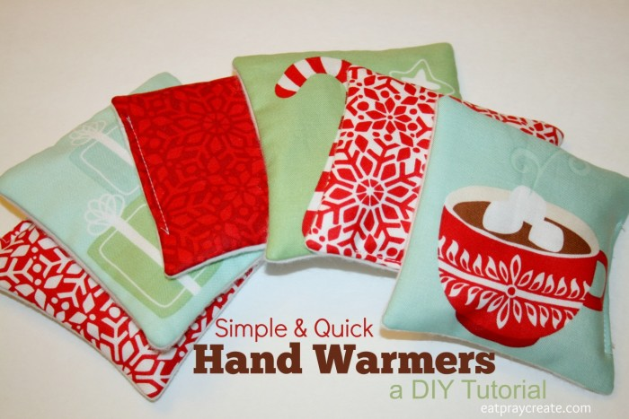 Hand Warmers Tutorial