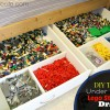 Under the Bed Rolling Lego Storage Drawers – A Tutorial