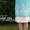 Simple and Cheap DIY Extender Slips