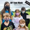 UPDATED – DIY Fitted Face Mask Tutorial & Pattern