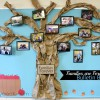 Families are Forever Primary Bulletin Board Idea
