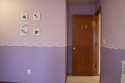 Ribbon WallStencil